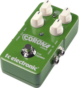 Looking for Bass/Guitar pedals