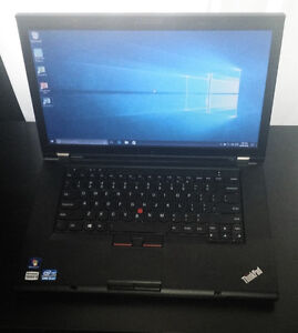 Portable Lenovo i7 8GB SSD 250GB