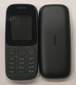 Brand New Nokia 105 Unlocked Open To All Networks Work Any Sim Card