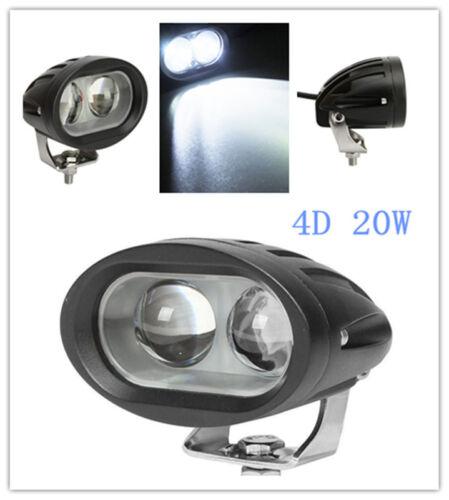 20W Marine Spreader Light LED Deck/Mast Light Spot Beam For Boat 12v-30v DC