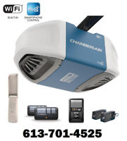 Affordable SAME DAY Garage Door Openers Installation Best Prices