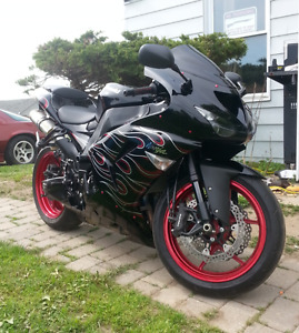 Swap zx10r special edition for dirt bike