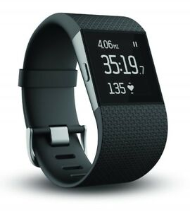 Fitbit Surge Fitness Tracker with Accessories (Large)