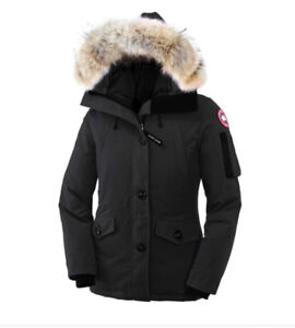 Canada Goose Montebello XS black parka like new