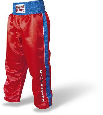Paffen Sport KIDS Kickbox-Hose, Kickboxhose, Kickboxen. Gr. 122-134 und 140-152