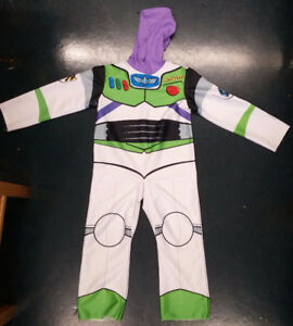 Halloween costumes - Buzz Lightyear Costume for Boys 5-7 yr old