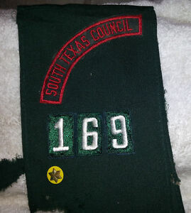 Rare Antique BSA Boy Scouts council shoulder patch