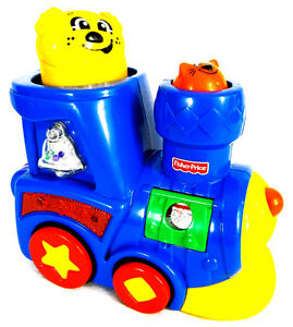 Locomotive sonore Fisher-Price