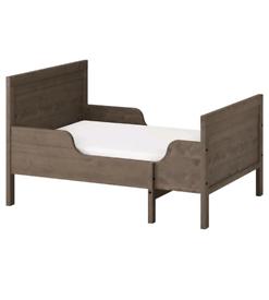 Ikea Sundvik Extending Toddler Bed