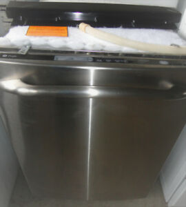 SS GE Profile Dishwasher in Great Condition