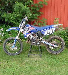 Yz 112 cc big wheel kit
