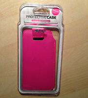 Leather Pouch for iPod Touch or iPhone 5S