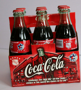 Coca-Cola 2000 NHL All Star Game 6 Pack