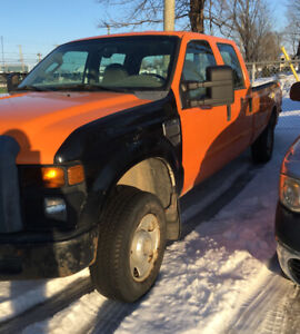 Ford f250 4x4 2009