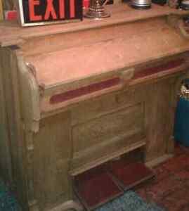 Antique Furniture/Radio Boxes , Cottage Organ