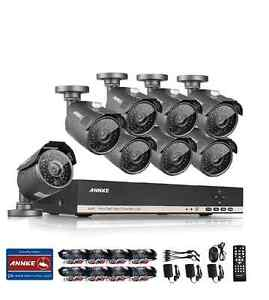 ANNKE New AHD 8CH Security DVR Video Surveillance System with