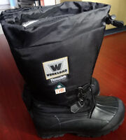 Steel toe winter boots. Workload.Size 10.New.
