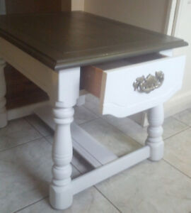 furniture Table Chairs Trunk ChalkBoard