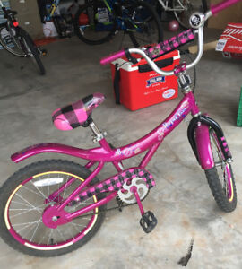 18 inch wheel size kids Bike
