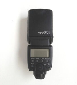 ***AMAZING DEAL*** FS: CANON 580EX II FLASH AND PIXEL PACK