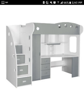 Loft bed from JYSK