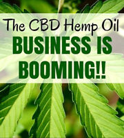 WORK FROM HOME - Start your on CBD Business FREE!