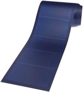 Uni-Solar Solarmodul PVL-136 Watt Flexibles Solarlaminat Dünnschichtmodul