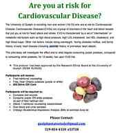 Seeking Research Participants for the Potato Intervention Study