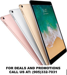 Great DEALS on iPad Pro, iPad Air 1, Air 2, iPad 5, iPad Mini!