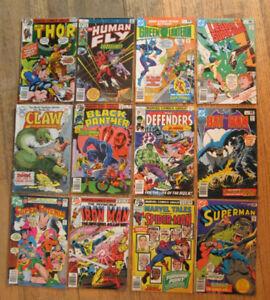 collection de bandes dessinées