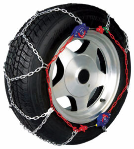 2 Tire Chains for Dodge Caravan 15inch tires