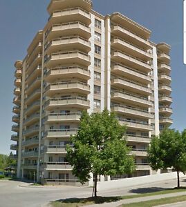 LEASE: 2 Bdrm Apartment on the Grand River beside Riverside Park