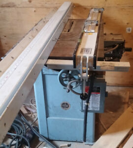 Walker Turner Cabinet Saw