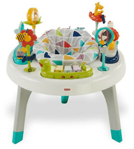 Fisher Price - 2-In-1 Sit-To-Stand Activity Center
