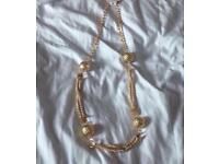 long chain,gold plated chain/ladies accessories/fashion chain