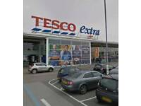 Need trip to tesco