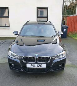 2014 BMW 330d M Sport Touring Auto