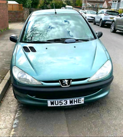 image for PEUGEOT 206 Diesel 2.0 HDi 11 M MOT £30Tax/yr £595