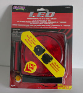 7-Function Combo LED Trailer Stop/Turn/Tail Light