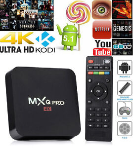 Android TV Boxes ⭐ Fully Programmed with Warranties Cambridge Kitchener Area image 1