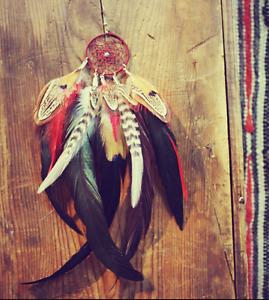 Lf feathers and fleece