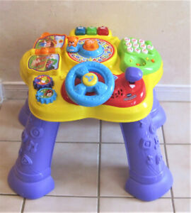 The Magic Star Learning Table By VTech