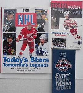 Hockey - Hockey - Hockey — stars, trivia and draft picks! Oakville / Halton Region Toronto (GTA) image 1