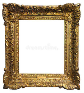 who buys old picture frames
