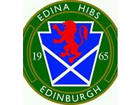 EDINA HIBS Free Football Coaching
