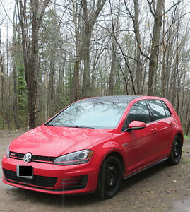 2015 VW GTI Performance Pack