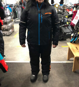 Ensemble Skidoo Mcode pour femme/Womens Mcode skidoo suit