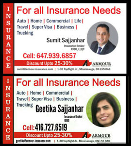 Calll today for Auto ,Home, Commercial and Life insurance quotes