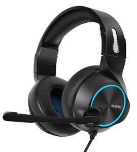 Brand New Gaming Headset for PS4 Xbox One, Over Ear Headphones w