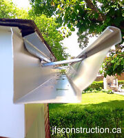 Complete Eavestrough Services